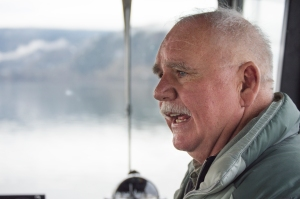 Gary Bergseng said his father devoted his life to the ferry, the only Columbia River crossing between Longview/Rainier and Astoria.